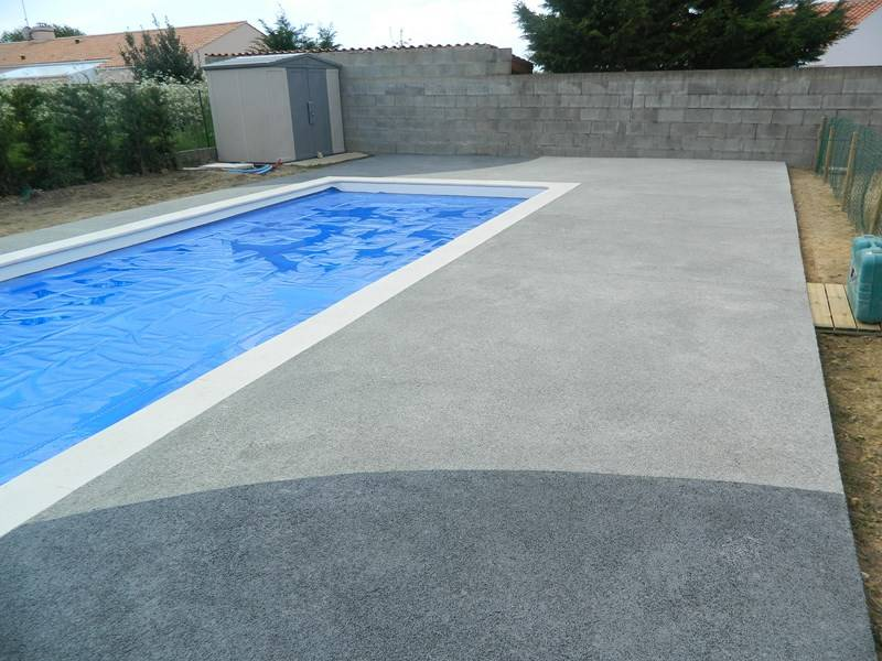 Piscine en b ton for Realisation piscine